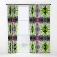 Composition4 Window Curtains by edrawings38