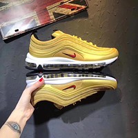 Women  Men Nike Air Max 97 Sneakers Sport Shoes