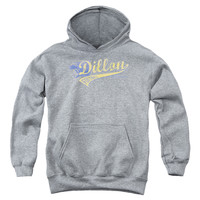 FRIDAY NIGHT LIGHTS/TEAM SPIRIT - YOUTH PULL-OVER HOODIE - HEATHER - LG - ATHLETIC HEATHER -