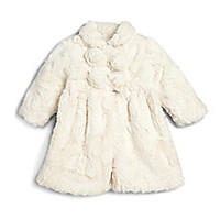 Isabel Garreton - Infant's Faux Fur Coat - Saks Fifth Avenue Mobile