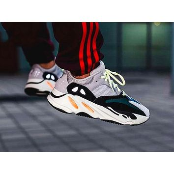 Yeezy 700 Adidas Runner Boost Classic Casual Running Sport Shoes Sneakers 1#