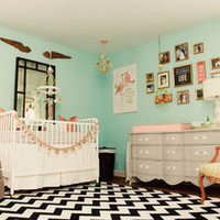 Warning: You'll Be Jealous of This Gorgeous Nursery   The Stir