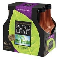 Pure Leaf Extra Sweet Iced Tea 6pk 18.5oz