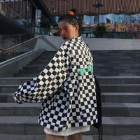 Vices Checkered Jacket