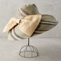 Musa Sun Hat by Anthropologie in Neutral Size: One Size Hats