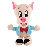 Looney Tunes™ Porky the Pig Squeaker Dog Toy   Toys   PetSmart
