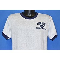 80s Penn State Nittany Lions 1982 Champs t-shirt Medium