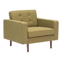 Puget Arm Chair Green