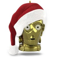 Star Wars™ Holiday C-3PO™ Ornament With Light and Sound