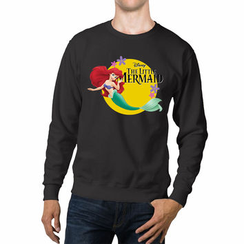 Disney Ariel The Little Mermaid Unisex Sweaters - 54R Sweater