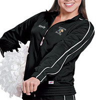 Soffe Poly Tricot Knit Warmup Jacket for Cheerleaders