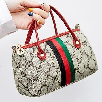 Hipgirls New fashion more letter leather chain handbag shoulder bag crossbody bag