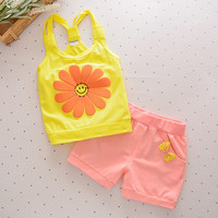 Baby Girls children short Sets