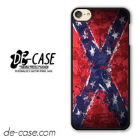 Confederate Rebel Flag Painting DEAL-2815 Apple Phonecase Cover For Ipod Touch 6