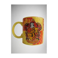 Gryffindor Crest Harry Potter Coffee Mug - Spencer's
