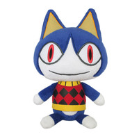 Animal Crossing Rover 7-Inch Plush - Sanei - Animal Crossing - Plush at Entertainment Earth