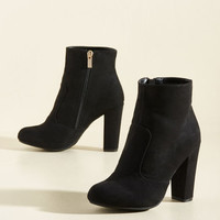 It's All Sleek to Me Bootie | Mod Retro Vintage Boots | ModCloth.com