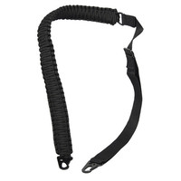 Paracord Rifle Sling 58' Rifle Clip Nylon Adjustable Strap Multi-Use 58 Feet