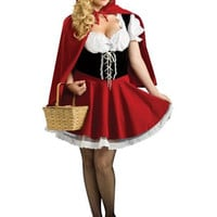 halloween costumes for women sexy cosplay little red riding hood fantasy game uniforms fancy dress outfit