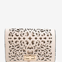 Filigree Cut Out Crossbody