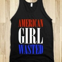 American Girl Wasted