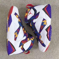 "Air Jordan 7 Retro ""Nothing But Net"""