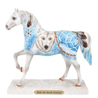 Enesco Trail of Painted Ponies - Ride The North Figurine