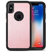 The Pink Ombre Scratched Service  2 - iPhone X OtterBox Case & Skin Kits