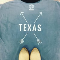 Charlie Southern Texas Arrow Oversized Tee
