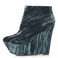 ATTIK Platform Wedge Boots - New In This Week - New In - Topshop