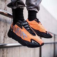 Adidas Yeezy Boost 700 v3 vintage old shoes fashion men and women casual sports shoes