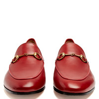 Jordaan leather loafers | Gucci | MATCHESFASHION.COM US