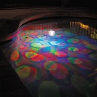 Starship Underwater Light Show and Pool Party Combo