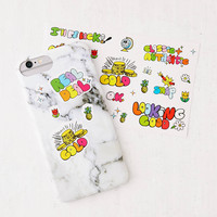 Chris Uphues Bubble Text Sticker Set | Urban Outfitters