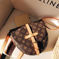 Louis Vuitton Lv Monogram Shoulder Bag #2156