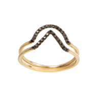 MICROPAVE ARC AND TRIANGLE STACK