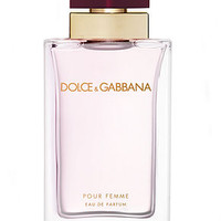 DOLCE&GABBANA Pour Femme Fragrance Collection