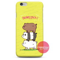 We Bare Bears iPhone Case Cover Series