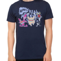 Aaahh!!! Real Monsters Group T-Shirt