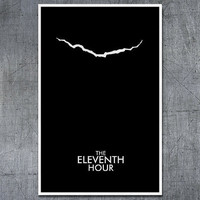 "Doctor Who Poster: The Eleventh Hour - 11""x17"" Science Fiction Art Print"