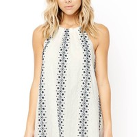 Gypsy Soul Embroidered Gathered Dress