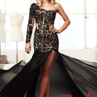 MacDuggal 61674M at Prom Dress Shop