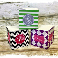 Personalized / Monogrammed Sticky Note Pad by SassySouthernGals