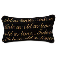 Disney Beauty and the Beast Pillow - ''Be Our Guest''   Disney Store