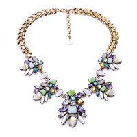 Madison Statement Necklace