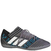 adidas Men's Nemeziz Messi Tango 17.3 Indoor Court Grey/CloudWhite/CoreBlack