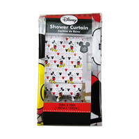 Walmart: Disney Mickey Mouse Shower Curtain