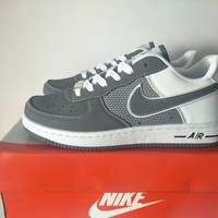 Nike Air Force 1 Unisex Sport Casual Multicolor Low Help Shoes Sneakers Couple Plate Shoes-1