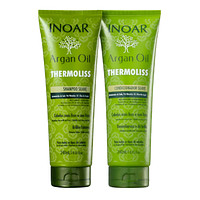 Inoar Argan Oil Thermoliss Soft Shampoo and Conditioner Kit 240ml
