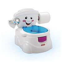 Fisher Price My Talking Potty Friend Kids Toilet Training Seat For Kids Potty Training Seat Children's Potty Baby Toilet FREE SHIPPING